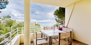 Sea view penthouse for sale in Cas Catala (Thumbnail 8)