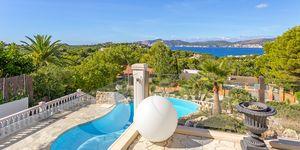 Meerblick Villa mit Gaesteapartment und vielen Terrassen in Santa Ponsa (Thumbnail 6)