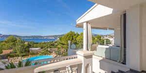Meerblick Villa mit Gaesteapartment und vielen Terrassen in Santa Ponsa (Thumbnail 7)