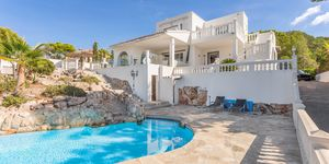 Meerblick Villa mit Gaesteapartment und vielen Terrassen in Santa Ponsa (Thumbnail 2)