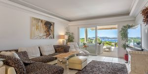 Meerblick Villa mit Gaesteapartment und vielen Terrassen in Santa Ponsa (Thumbnail 4)