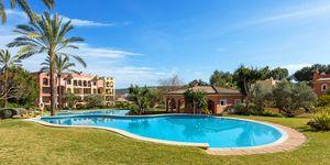 Duplex Apartment mit Garten am Golfplatz und nahe Port Adriano (Thumbnail 1)
