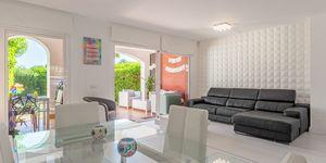 Duplex Apartment mit Garten am Golfplatz und nahe Port Adriano (Thumbnail 4)