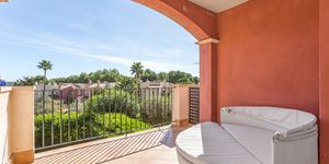 Duplex Apartment mit Garten am Golfplatz und nahe Port Adriano (Thumbnail 10)