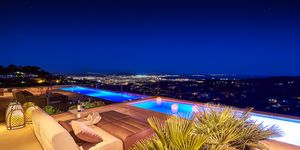 Villa in Son Vida - Luxuriöses Anwesen mit königlichem Blick (Thumbnail 1)