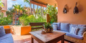 Schönes Apartment in tropischer Anlage in Nova Santa Ponsa (Thumbnail 1)