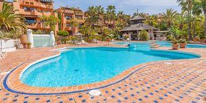 Schönes Apartment in tropischer Anlage in Nova Santa Ponsa (Thumbnail 4)