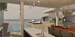 Luxusvilla in erster Meereslinie in Costa de la Calma (Thumbnail 3)