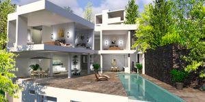 Luxusvilla in erster Meereslinie in Costa de la Calma (Thumbnail 1)