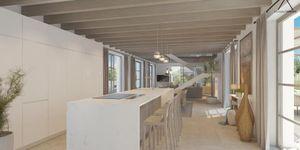 Finca in Es Carritxo - Exklusives Neubauprojekt mit Panoramablick (Thumbnail 7)