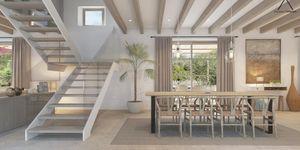 Finca in Es Carritxo - Exklusives Neubauprojekt mit Panoramablick (Thumbnail 6)