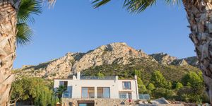 Moderne Villa nahe Colonia Sant Pere mit herrlichem Meerblick (Thumbnail 4)