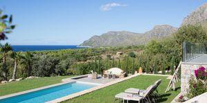 Moderne Villa nahe Colonia Sant Pere mit herrlichem Meerblick (Thumbnail 10)