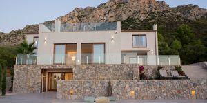 Moderne Villa nahe Colonia Sant Pere mit herrlichem Meerblick (Thumbnail 3)