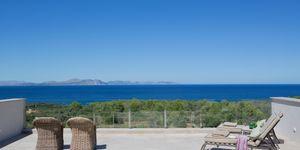 Moderne Villa nahe Colonia Sant Pere mit herrlichem Meerblick (Thumbnail 1)