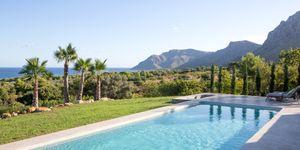 Moderne Villa nahe Colonia Sant Pere mit herrlichem Meerblick (Thumbnail 2)