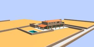 Construction project for a finca near Felanitx in a quiet location (Thumbnail 7)