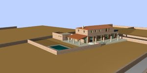Construction project for a finca near Felanitx in a quiet location (Thumbnail 4)