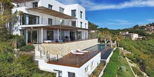 Designer Villa in Port Andratx der Extraklasse mit auserlesenem Meerblick (Thumbnail 7)