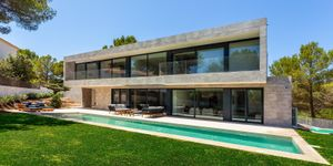 Moderní, unikátní vila v Santa Ponsa, Malorka (Thumbnail 1)