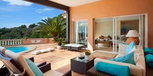 Luxusní vila s výhledem na moře v Costa d'en Blanes, Mallorca (Thumbnail 9)