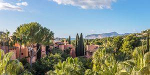 Duplex Penthouse mit Meerblick in Nova Santa Ponsa (Thumbnail 1)