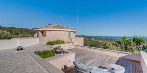 Působivý venkovský dům s bazénem a výhledem na moře v Es Carritxo, Malorka (Thumbnail 3)