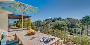 Působivý venkovský dům s bazénem a výhledem na moře v Es Carritxo, Malorka (Thumbnail 10)