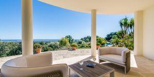 Působivý venkovský dům s bazénem a výhledem na moře v Es Carritxo, Malorka (Thumbnail 2)