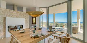 Působivý venkovský dům s bazénem a výhledem na moře v Es Carritxo, Malorka (Thumbnail 5)