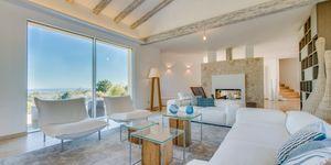 Působivý venkovský dům s bazénem a výhledem na moře v Es Carritxo, Malorka (Thumbnail 4)