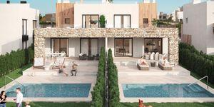 New development - Semi-detached house close to the beach in Sa Rapita (Thumbnail 1)