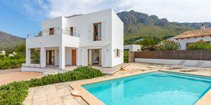 Villa im modernen Baustil in 2. Meereslinie mit Ferien-Vermietungslizenz (Thumbnail 1)