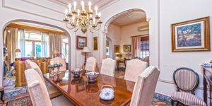 Villa in Palma - historisches Anwesen mit Top Meerblick (Thumbnail 4)