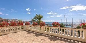 Villa in Palma - historisches Anwesen mit Top Meerblick (Thumbnail 2)