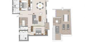 Penthouse in Palma - Exklusive Neubau-Immobilie im Zentrum (Thumbnail 9)
