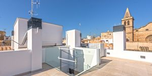 Penthouse in Palma - Exklusive Neubau-Immobilie im Zentrum (Thumbnail 1)