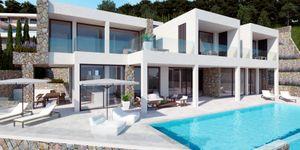 Luxusní vila první třídy s výhledem na moře v Son Vida (Thumbnail 1)