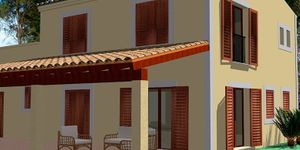 Bauprojekt mit Grundstück in Son Prohens bei Felanitx (Thumbnail 7)