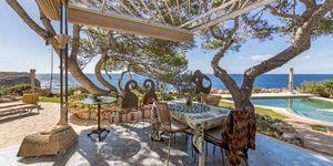 Středomořská vila v první linii s výhledem na moře v klidné lokalitě, Portopetro, Malorka (Thumbnail 4)
