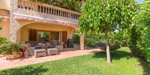 Zahradní apartmán ve středomořské rezidenci poblíž pláže v Santa Ponsa, Malorka (Thumbnail 1)