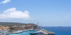 Krásný apartmán s výhledem na moře v Santa Ponsa, Malorka (Thumbnail 4)