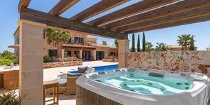 Nově postavený venkovský dům z přírodního kamene v Porreres s olivovým hájem (Thumbnail 3)