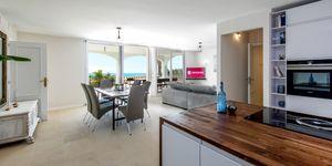 Luxuriöses Apartment mit privatem Garten und tollem Meerblick in Cala Vinyas (Thumbnail 5)