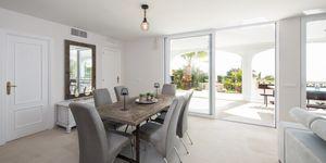 Luxusní apartmán se zahradou a krásným výhledem na moře v Cala Vinyas, Malorka (Thumbnail 7)