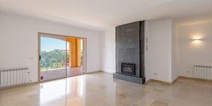 Penthouse in Santa Ponsa - Große Wohnung mit Teilmeerblick von der Dachterrasse (Thumbnail 4)