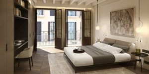 Newly built luxury cottages in the old town of Palma de Mallorca (Thumbnail 10)