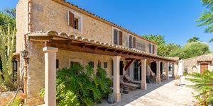 Finca in Montuiri - Rustikales Anwesen mit viel Charme und traumhaftem Blick (Thumbnail 1)