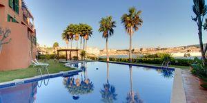 Exkluzivní apartmán s výhledem na moře s velkou terasou v Santa Ponsa (Thumbnail 1)