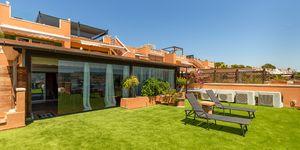 Exkluzivní apartmán s výhledem na moře s velkou terasou v Santa Ponsa (Thumbnail 2)